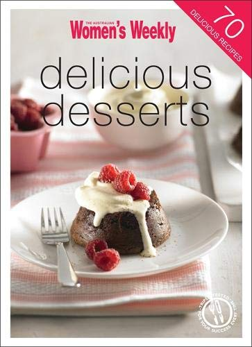 9781863969338: Delicious Desserts (The Australian Women's Weekly Minis)