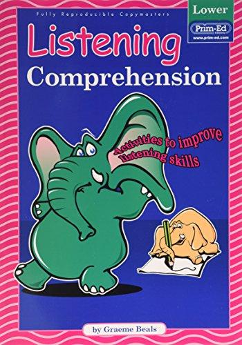 Listening Comprehension: Lower: Beals, Graeme