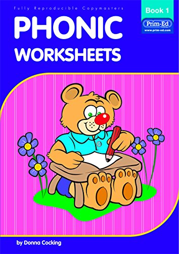 9781864001242: Phonic Worksheets: Bk. 1