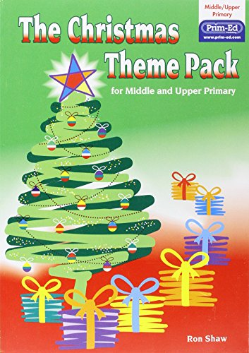 9781864001525: Christmas Theme Pack: For Upper Primary