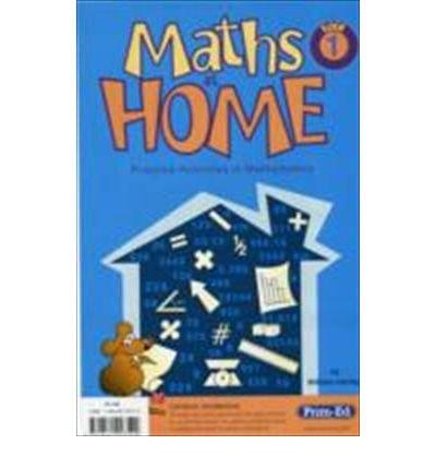 Maths at Home: Bk. 1: Hartley, William