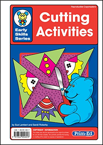 9781864004823: Cutting Activities (Early Skills)