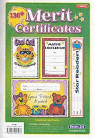 9781864007183: Merit Certificates