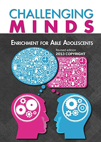 9781864011869: Challenging Minds: Enrichment for Able Adolescents