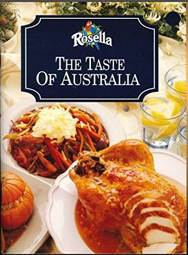 Rosella centenary recipe collection 1895 - 1995: the taste of Australia: Skeoch, Lynette