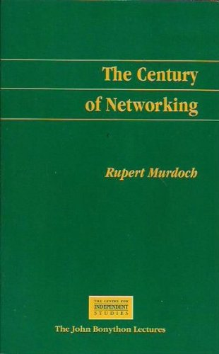 9781864320039: The Century of Networking