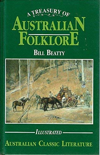 9781864360141: A Treasury of Australian Folklore
