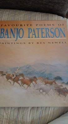 9781864360196: Favourite Poems of Banjo Paterson