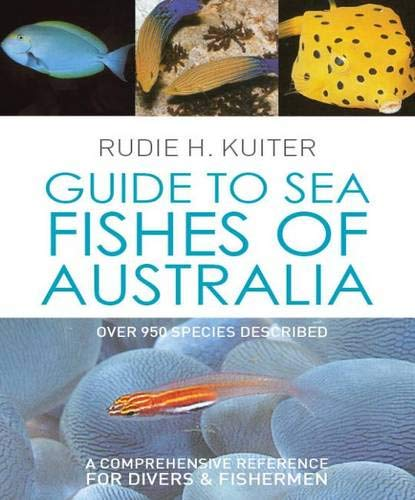 GUIDE TO SEA FISHES OF AUSTRALIA. A Comprehensive Reference For Divers & Fishermen.: KuIter, ...