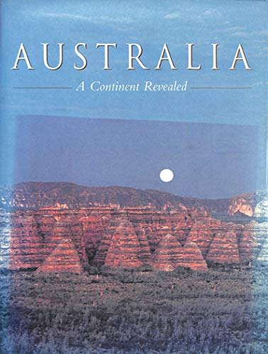 9781864362060: Australia: A Continent Revealed [Idioma Inglés]