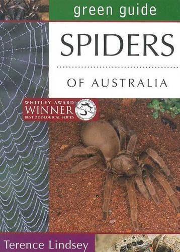 9781864363326: Spiders of Australia (Australian Green Guides)
