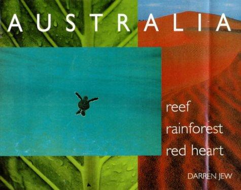 9781864363777: Australia: Reef, Rainforest, Red Heart