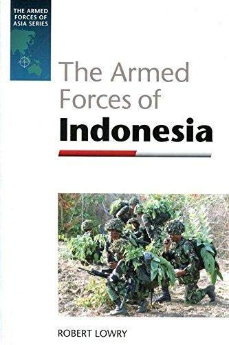 9781864481440: The Armed Forces of Indonesia (The Armed forces of Asia series)