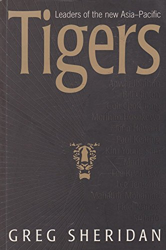 9781864481532: Tigers: Leaders of the New Asia--Pacific