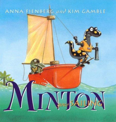 9781864483666: Minton Goes Sailing