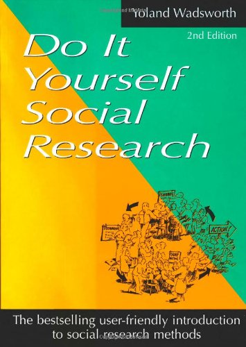9781864484151: Do It Yourself Social Research