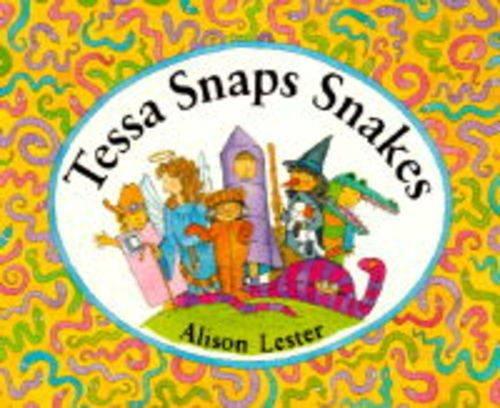9781864484854: Tessa Snaps Snakes (A little ark book)