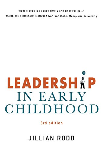 9781864485660: Leadership in Early Childhood: The Pathway to Professionalism