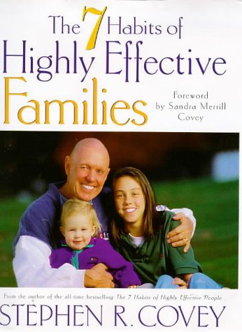 9781864485745: The 7 Habits of Highly Effective Families