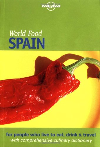 9781864500257: Lonely Planet World Food Spain