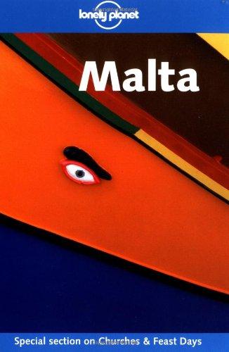 9781864501193: Lonely Planet Malta