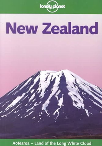 New Zealand (Lonely Planet Country Guides): Tony Wheeler, Christine