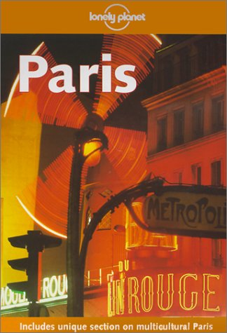 9781864501254: Paris (Lonely Planet City Guides)