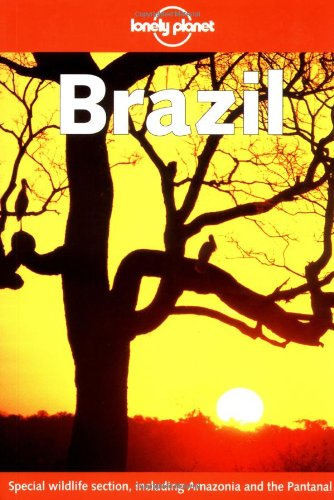9781864501469: Brazil (Lonely Planet Country Guides)