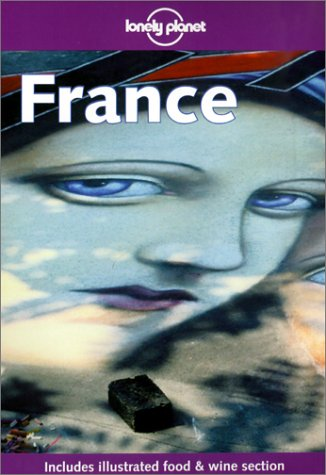 9781864501513: Lonely Planet France