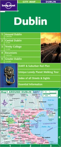 Lonely Planet Dublin (City Maps): Lonely Planet