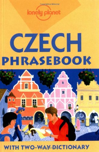 9781864501841: Lonely Planet Czech Phrasebook: With Two-Way Dictionary (English and Norwegian Edition)
