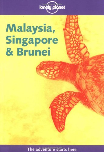 Lonely Planet Malaysia Sing & Brun (Lonely