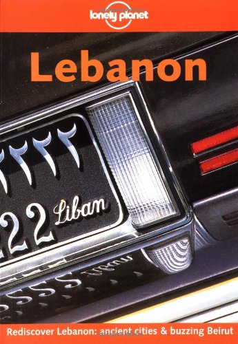 9781864501902: Lonely Planet Lebanon