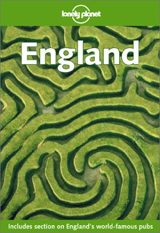 9781864501940: Lonely Planet England