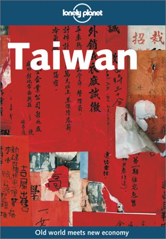 9781864502114: Lonely Planet Taiwan