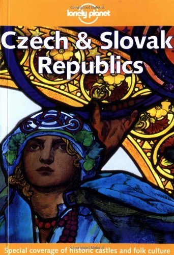 9781864502121: Czech & Slovak Republics (Travel guide)