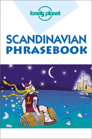 9781864502251: Lonely Planet Scandinavian Phrasebook