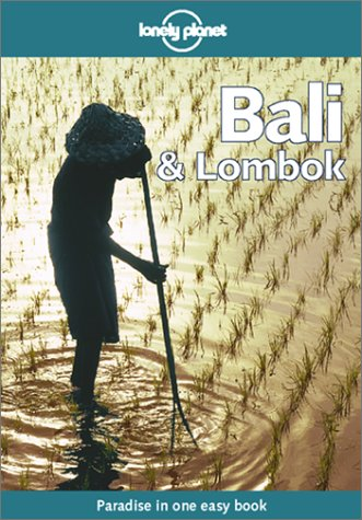 9781864502527: Lonely Planet Bali & Lombok (Bali and Lombok, 8th ed)