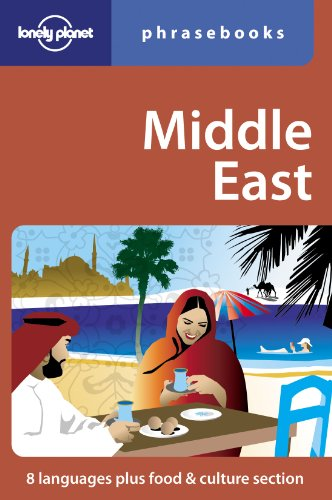 9781864502619: Middle East: Lonely Planet Phrasebook