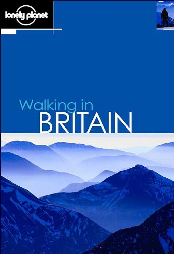 9781864502800: Lonely Planet Walking in Britain