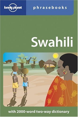 9781864502824: Swahili: Lonely Planet Phrasebook