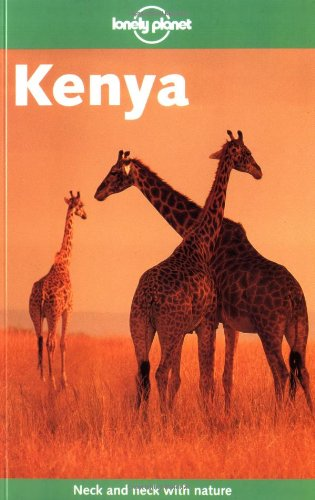 9781864503036: Lonely Planet Kenya