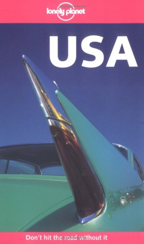 9781864503081: USA (Lonely Planet USA)