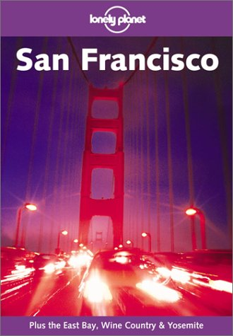 9781864503098: San Francisco (Lonely Planet City Guides)