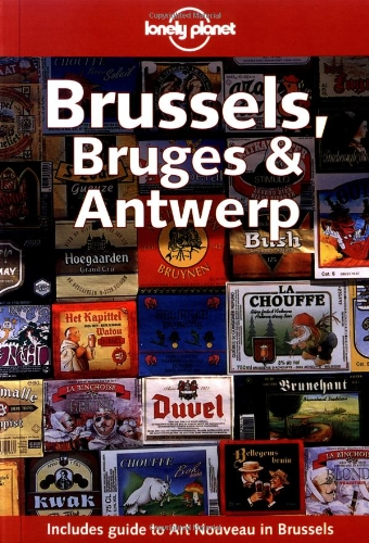 9781864503142: Lonely Planet Brussels, Bruges & Antwerp