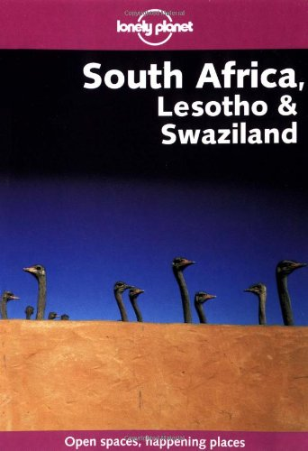 9781864503227: South Africa, Lesotho and Swaziland (Lonely Planet Country Guides)