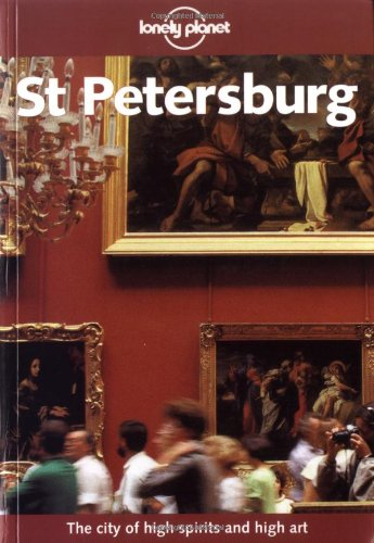 9781864503258: St Petersburg (Lonely Planet City Guides)