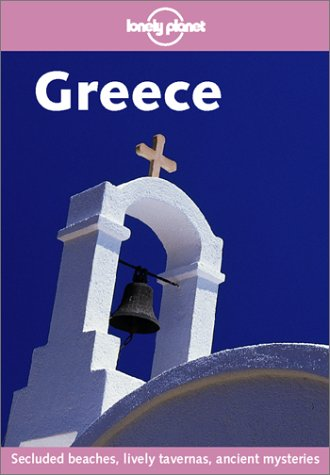 9781864503340: Greece (Lonely Planet Greece)