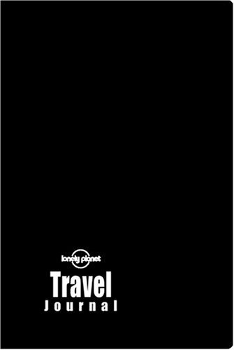 9781864503432: Lonely Planet Travel Journal