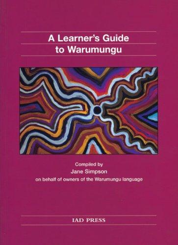 9781864650341: A Learner's Guide to Warumungu